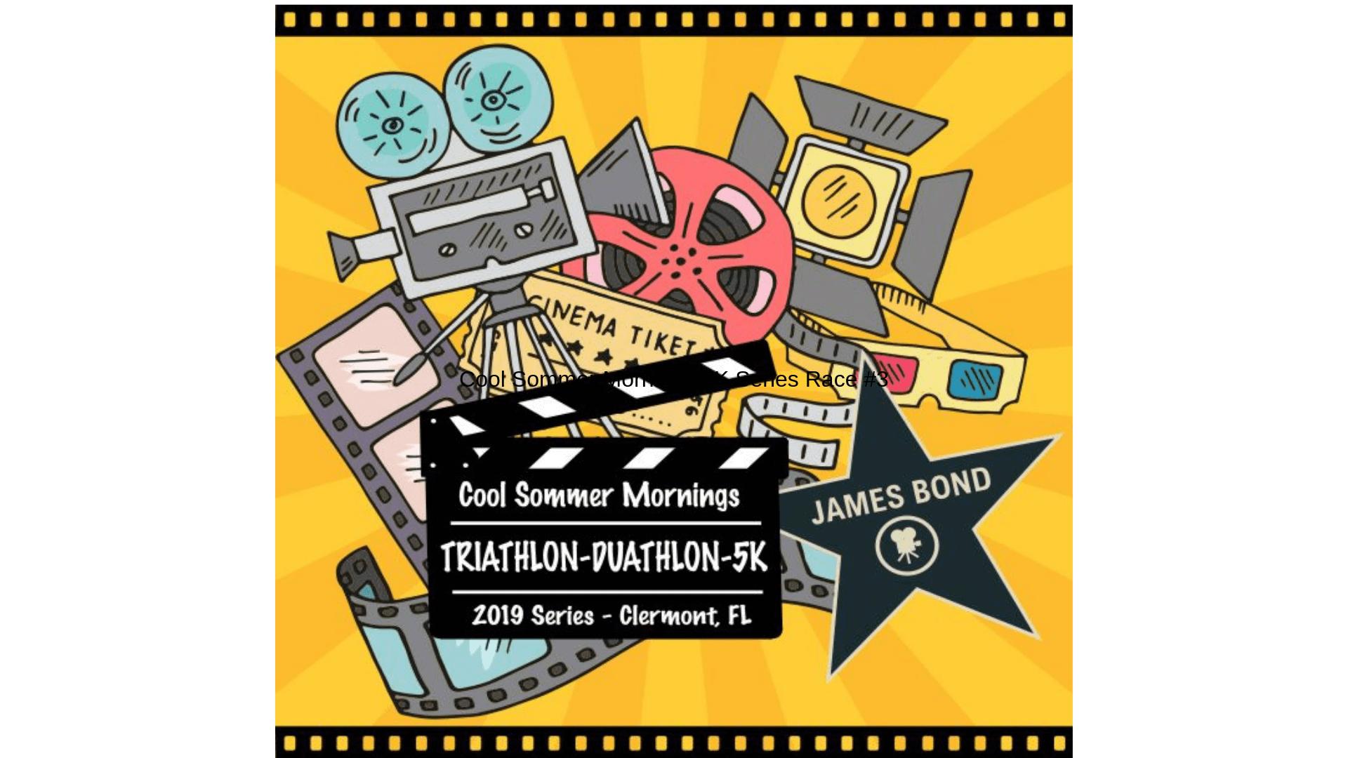 August 10 - Cool Sommer Mornings 5K Series Race #3