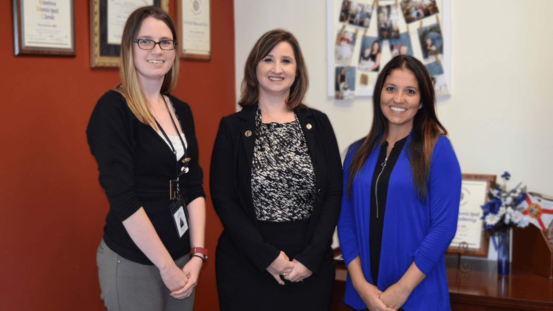 City Of Clermont Recognizes Municipal Clerks Week