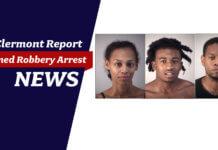 Ocoee Arrests